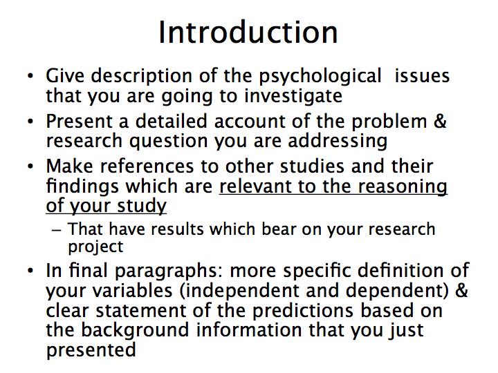 Independent samples t-test 10-02-09 - Radford University